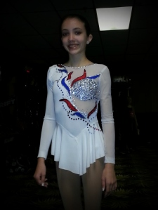 Emma at the Pan American Championship of Clubs